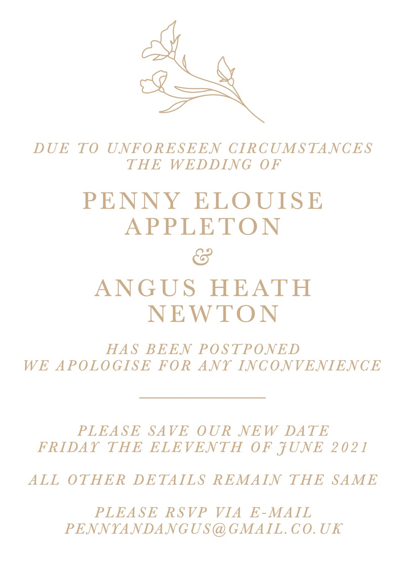 The Aurora Suite Wedding Stationery Package