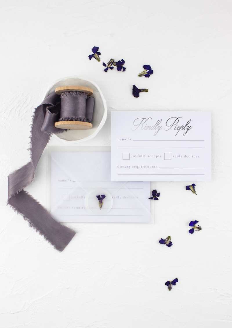 The Juniper Suite Wedding Stationery Package